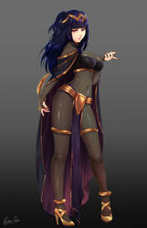 Tharja : full body by Esther-Shen