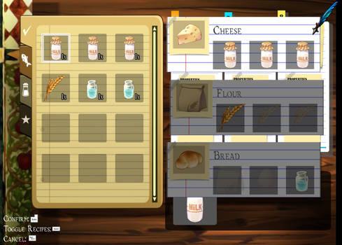 Cooking UI