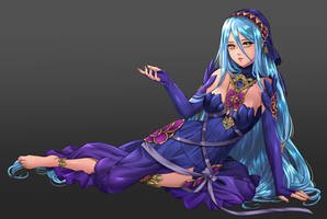 Azura : full body