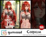 Cordelia by Esther-Shen