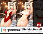 Gumroad : Elie by Esther-Shen