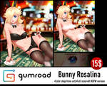 Gumroad : Bunny Rosalina by Esther-Shen