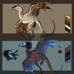 Adopt Auction: Wyvern/Dragon [CLOSED] by AngrySnakeLama