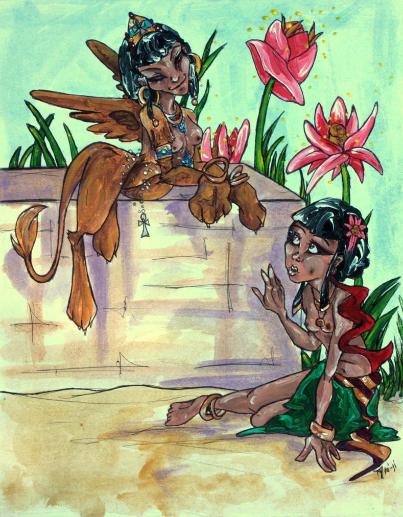Alice in Wonderland by CaptainDunkenstein