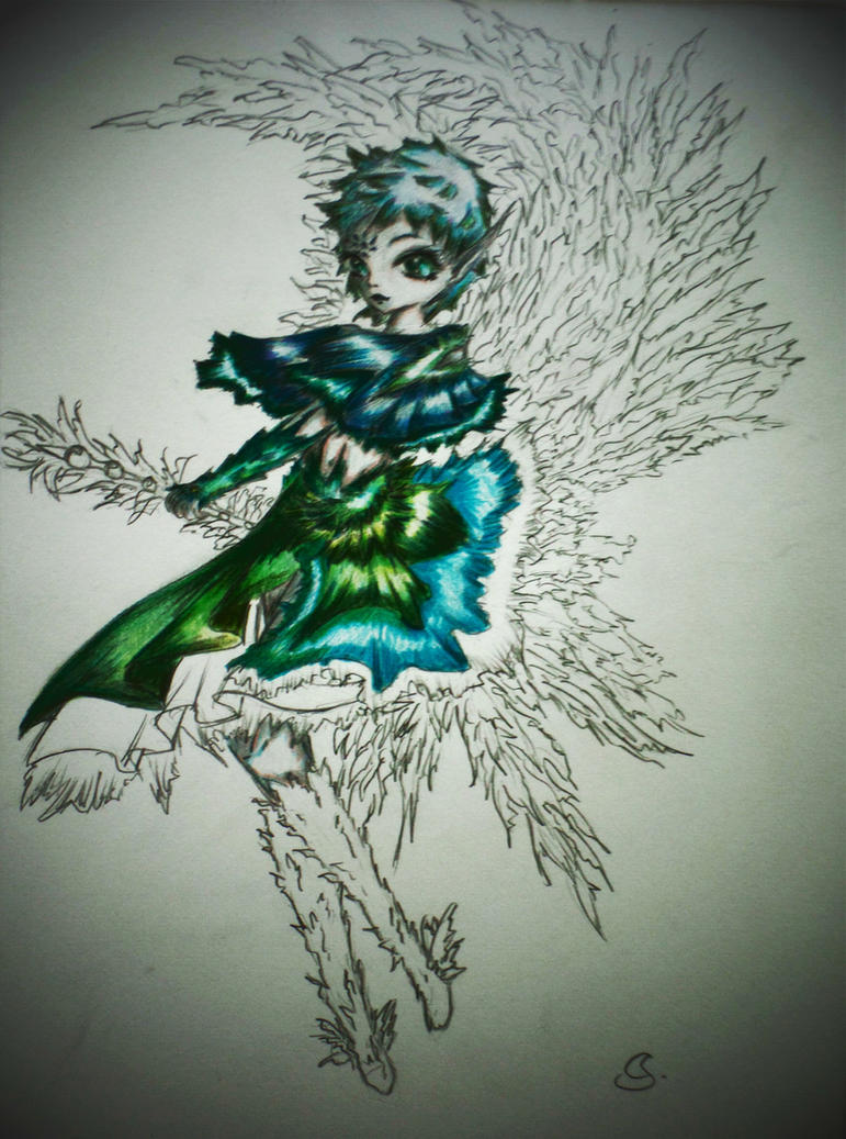 Warrior by KaisiShu