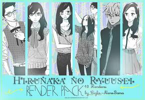 RENDER PACK No.1 |Hirunaka no Ryuusei|.