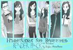 RENDER PACK No.1  Hirunaka no Ryuusei .