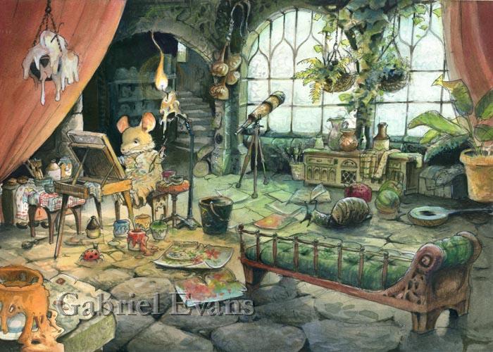 The Garden Studio by GabrielEvans