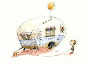 The Air Balloon by GabrielEvans