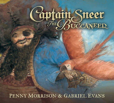 Captain Sneer the Buccaneer - Picture Book by GabrielEvans