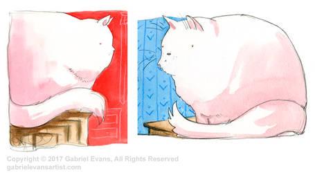 Youtube Tutorial - Draw the Very Big Cat.