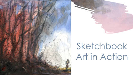 Sketchbook Art (Video)