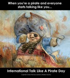International Talk Like a Pirate by GabrielEvans
