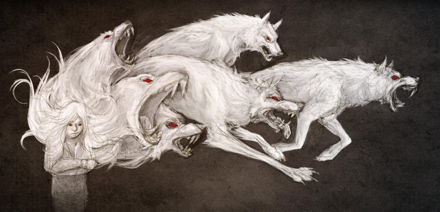 Wolves by Vamtaro