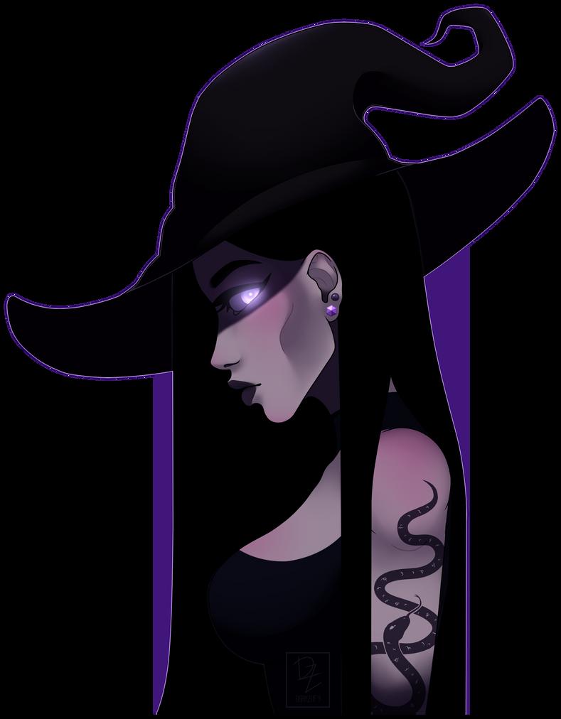 Halloween 2017 [Day 7] by DarkZiify