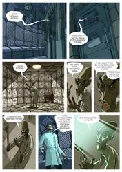 Comic project page by danteginevra