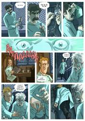 Comic project page 2 by danteginevra