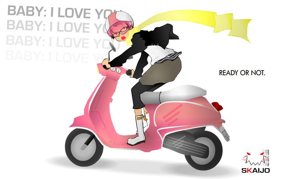 Ima Darling - BABY: I Love You
