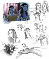 Avatar randomz by Lintufriikki