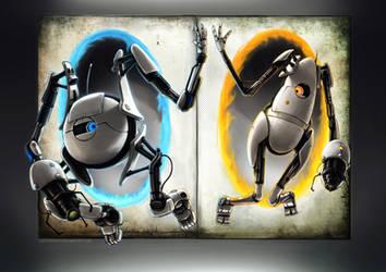 Robots FTW by Lintufriikki