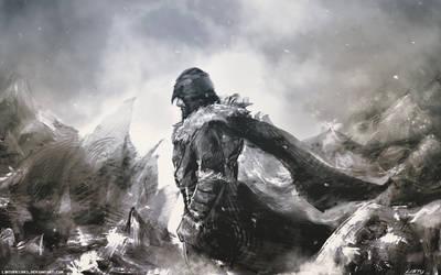 Ezio speedpaint by Lintufriikki