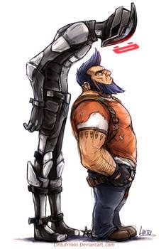Zer0 and Salvador
