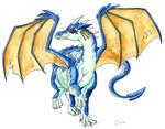 Grorshagome dragon