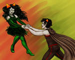 Homestuck: Dance Me to the End of Love ~THREEDUX~