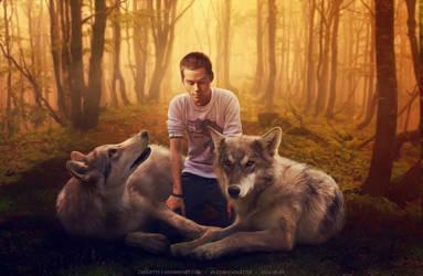 Derek, Stiles, Isaac
