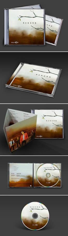 Reborn - CD Artwork
