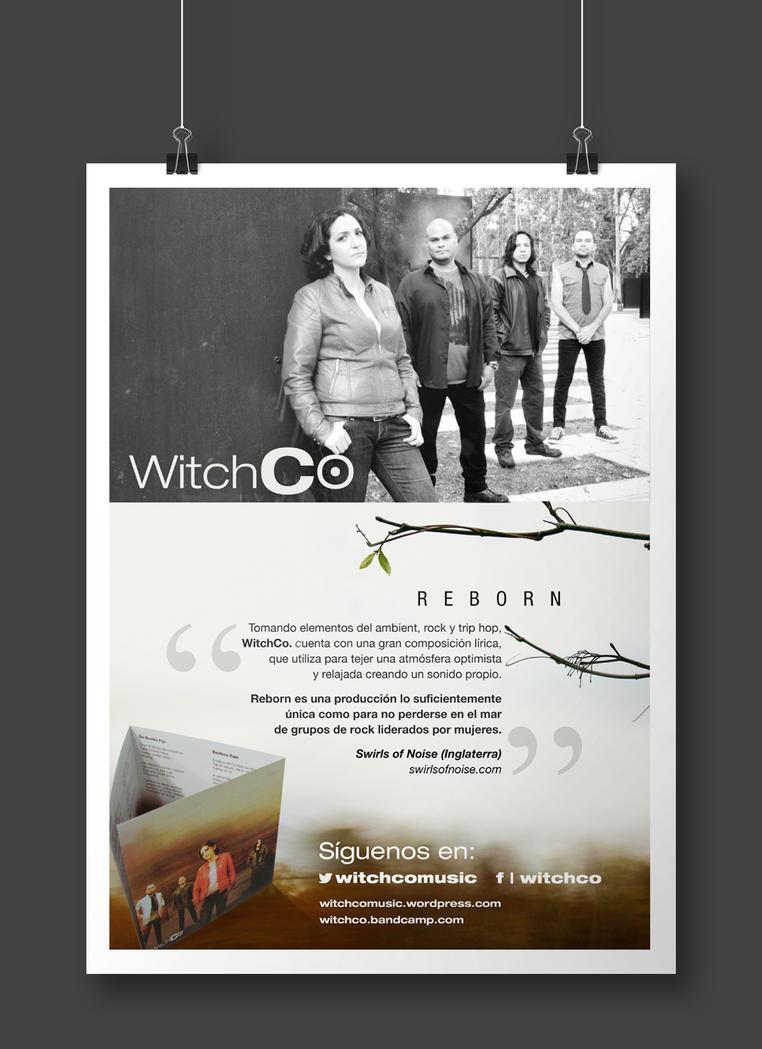 Witchco-afiche by mariux
