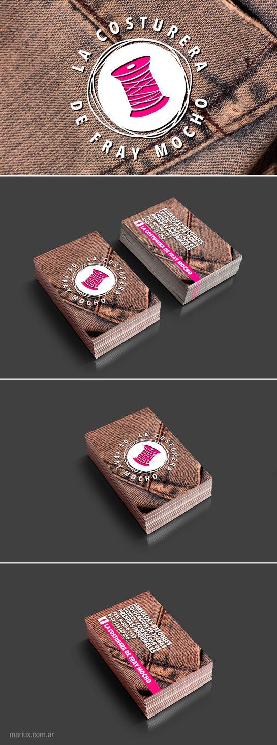 Bussines card design by mariux