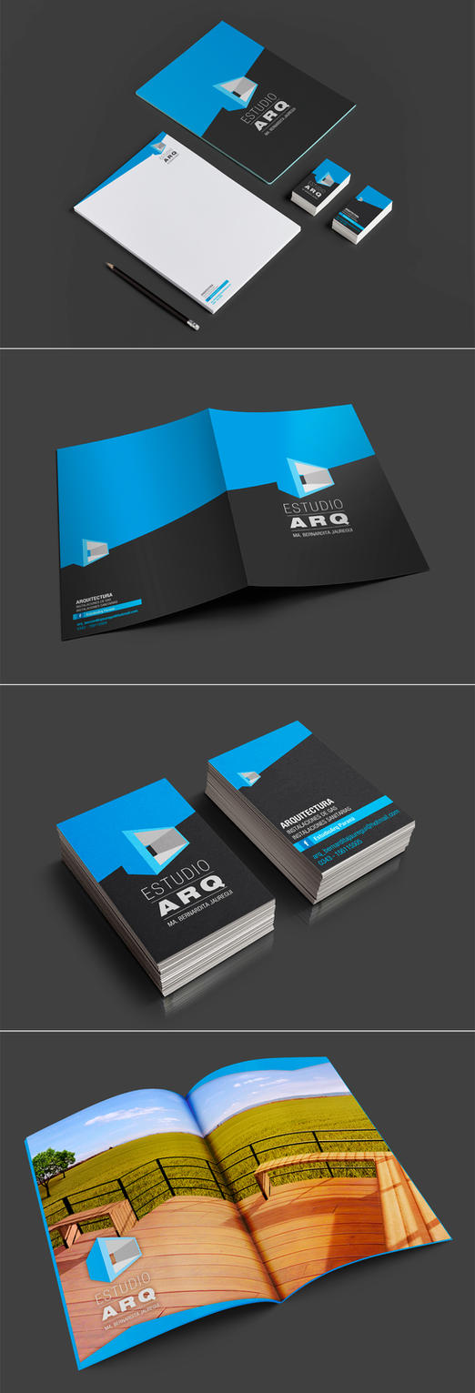 Branding EstudioArq by mariux