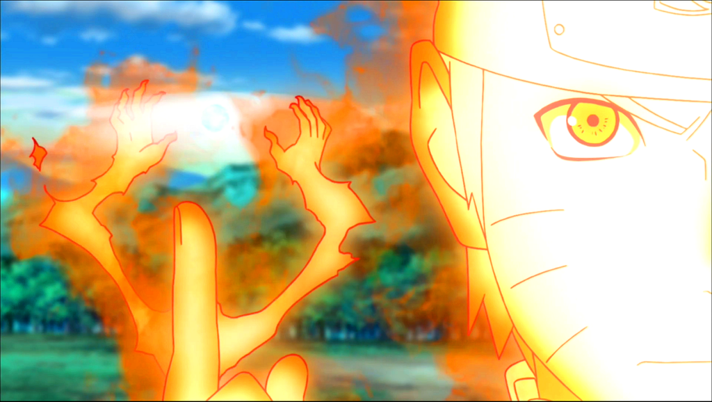 Naruto Shippuden Rasengan Shuriken De Sasuke Et Naruto Jpg Le Me    Mini Rasengan Shuriken