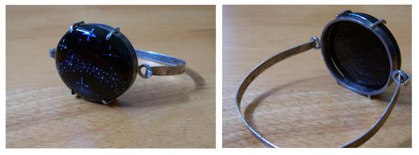 Starry Sky bracelet by dreamingwolf-designs