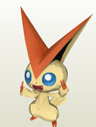 victini wip by armmm9