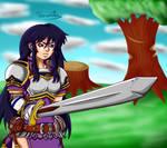 Ayra - Fire Emblem by Gakenzi
