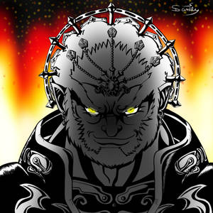 Emperor of the Dark Realm - Ganondorf