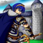 The Legendary Hero-King - Marth