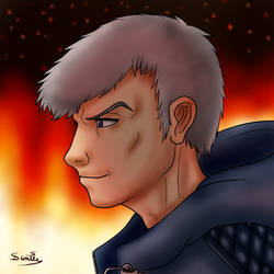 Nero - Devil May Cry by Gakenzi