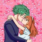 Happy Valentine's Day 2021 With Alm and Celica! by Gakenzi