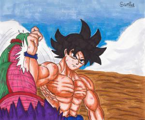 Parried Strike - Goku Day 2021