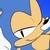 Sonic Mania Adventures Smirk by Yoshifan1219