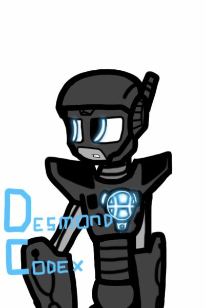 Hero Factory OCs: Desmond Codex by Mystic2760