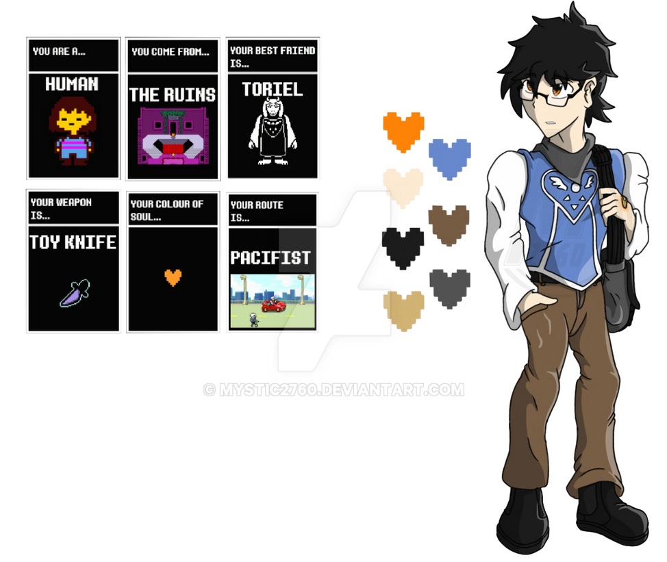 undertale oc human by - photo #4
