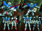 Mystic2760: Real Grade Gundam Exia #3