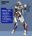 Transformers OC: Autobot Ironmane