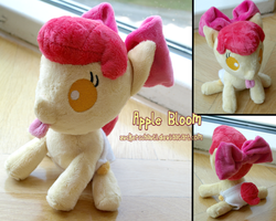 Baby Apple Bloom by zuckerschnuti