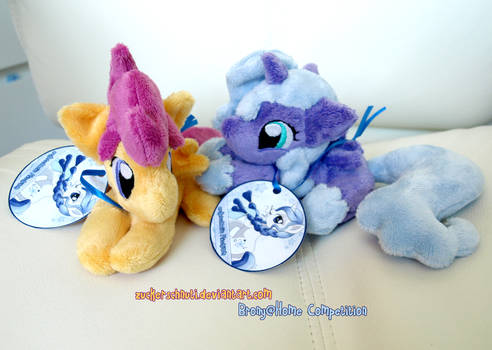 Brony@Home Competition Prize Commission