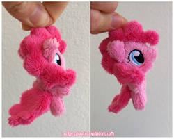 Pinkie Pie Keychain by zuckerschnuti